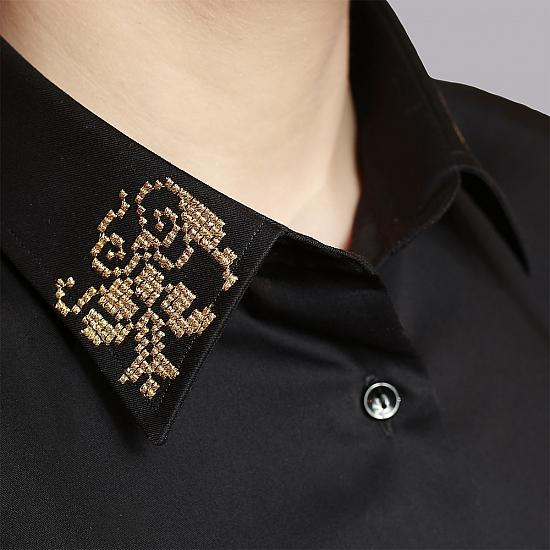 Black shirt Grandeur 3