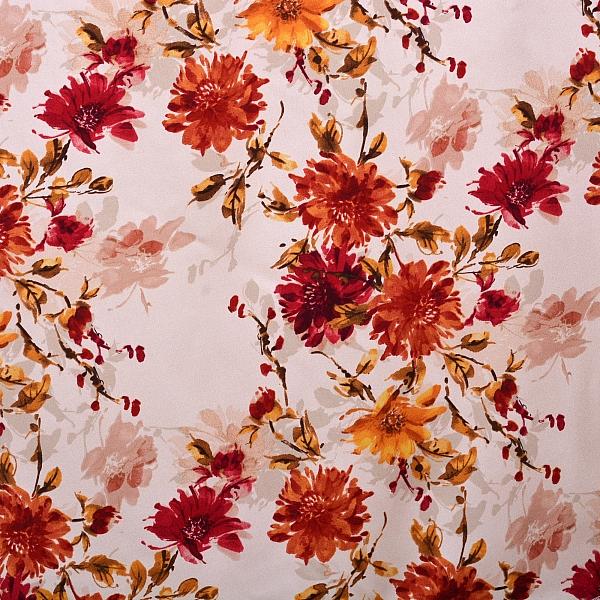 Esarfa florala Calista