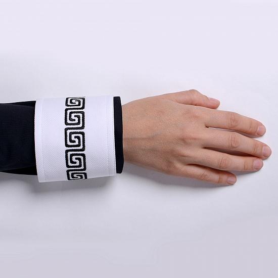 Manchette bracelet Meander 0