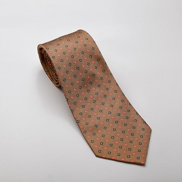 Silk tie Charles