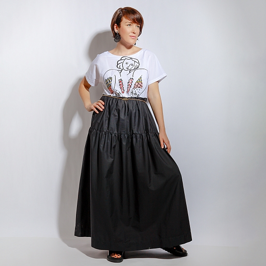 MATISSE oversize dress 9