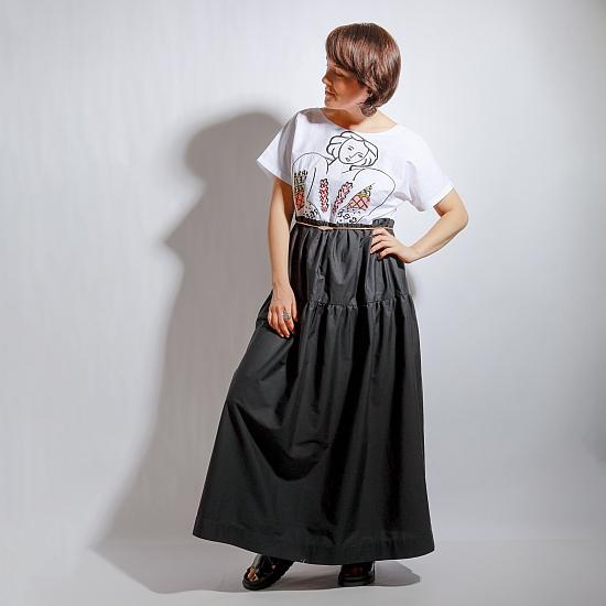 MATISSE oversize dress 3