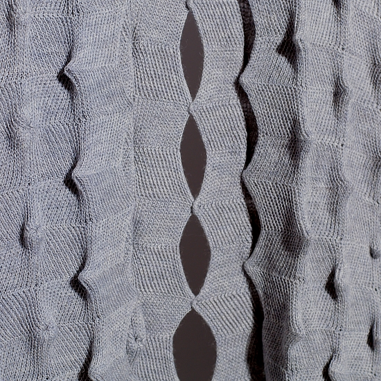 KATJA cardigan gris 2