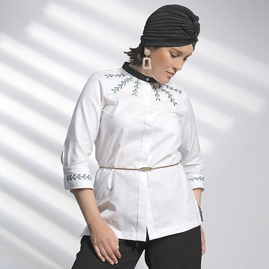 White shirt ATHENA 2
