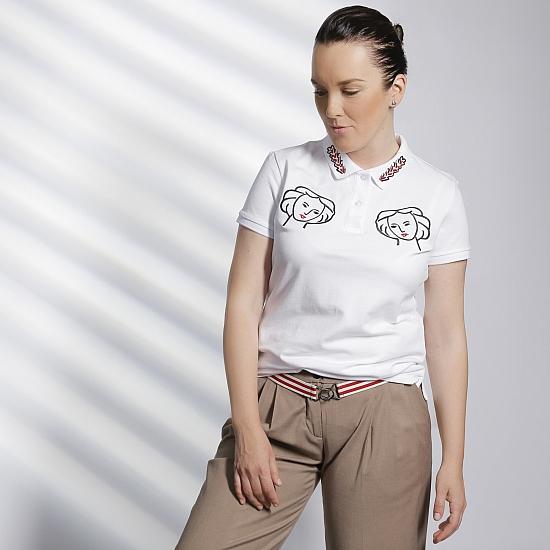MATISSE organic cotton polo shirt 3