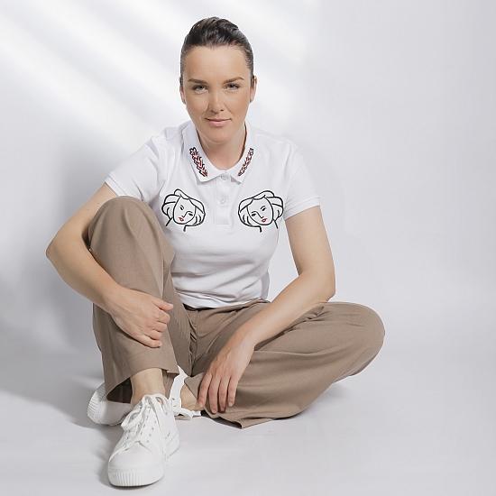 MATISSE organic cotton polo shirt 1