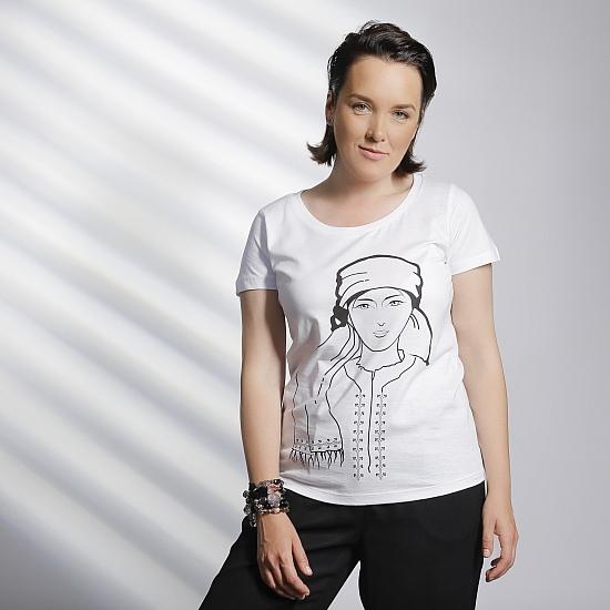 T-shirt en coton bio ROMANA 2