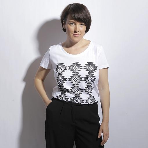 T-shirt TAPIS coton organique