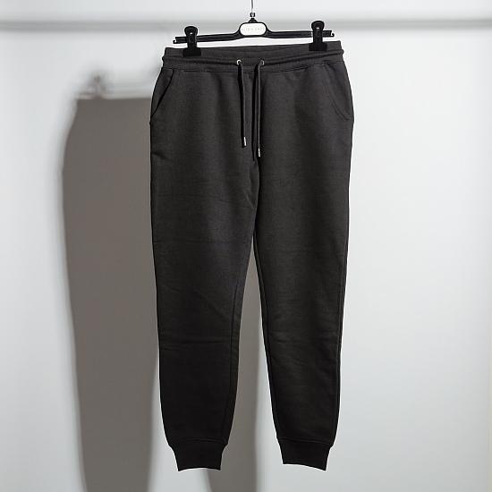 Pantaloni negri bumbac organic OIANA 3
