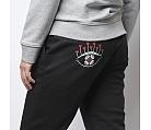 Pantaloni negri bumbac organic OCHIANA