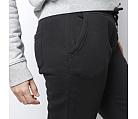 Pantaloni negru bumbac organic COPACANA