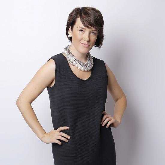 Rochie neagra din tricot TIFFANY 3